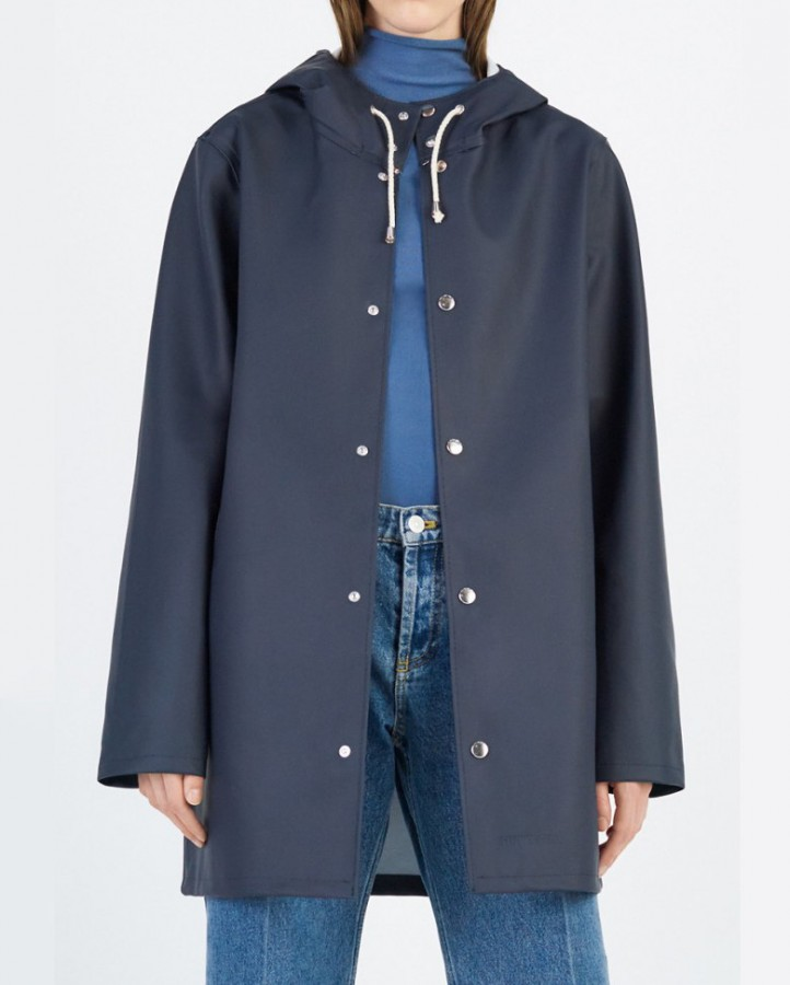 Impermeable Stockholm Navy